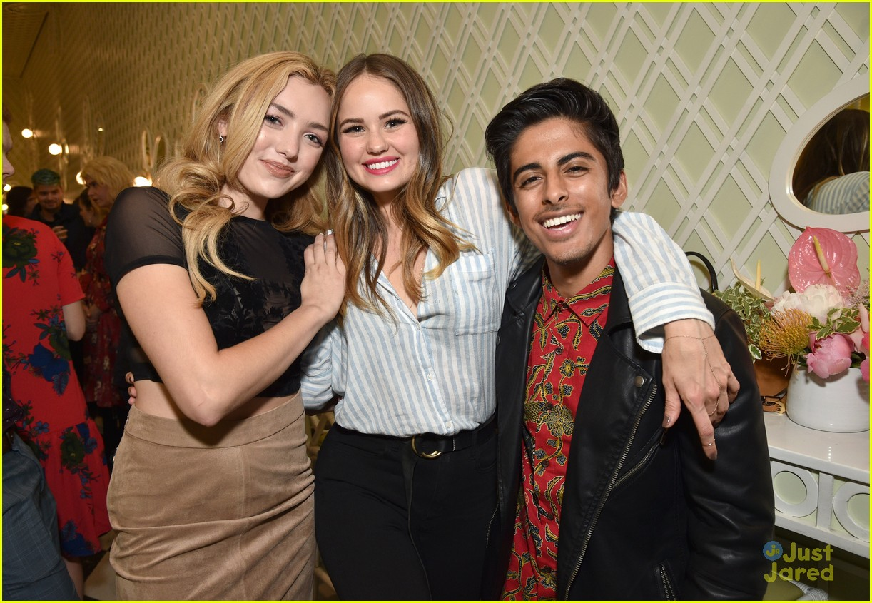 Cole Sprouse Helps Debby Ryan Celebrate Her 25th Birthday Photo
