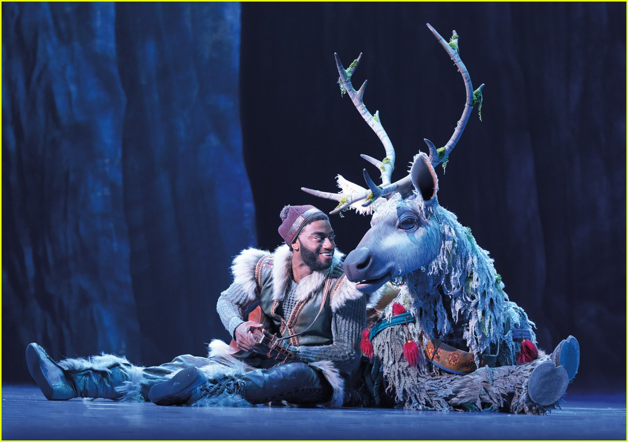frozen broadway photos 10