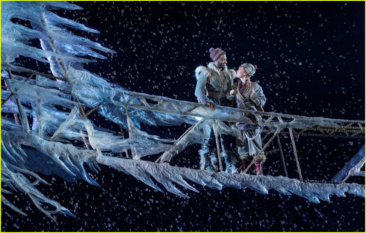 frozen broadway photos 12