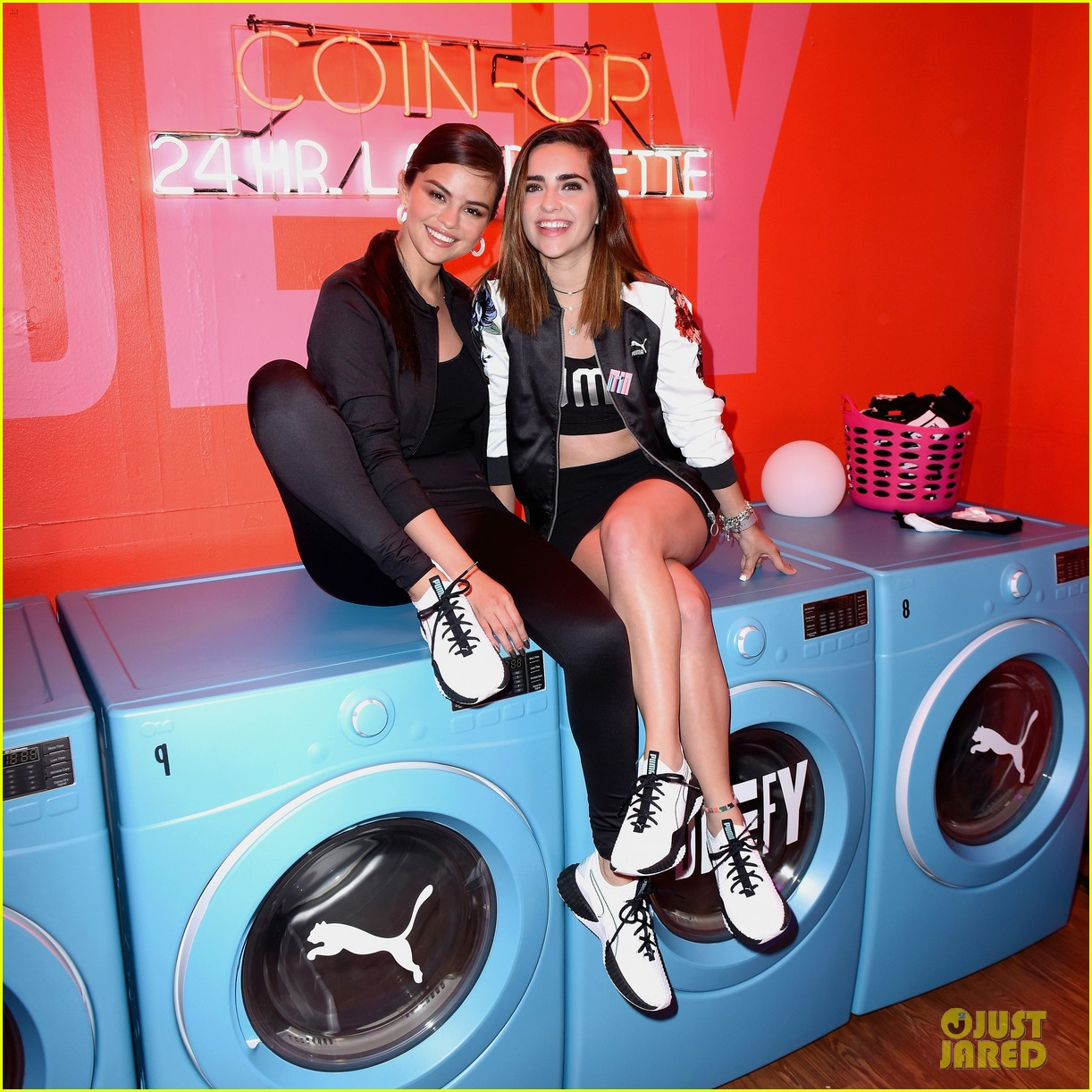 selena gomez visits puma defy city to launch new sneaker collection 01