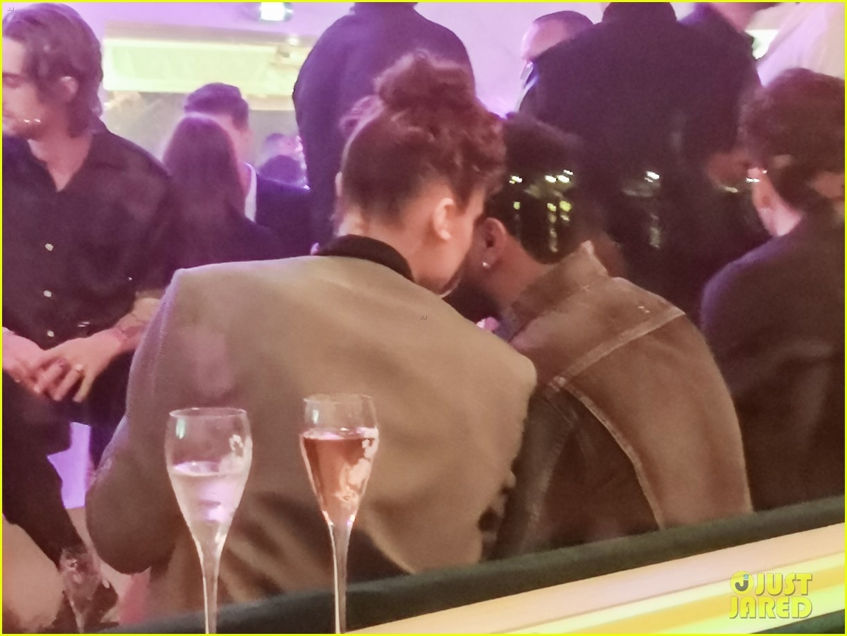 bella hadid and the weeknd kiss at cannes film festival see the pics 05