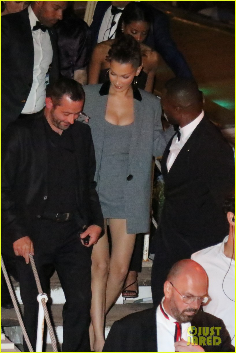 bella hadid and the weeknd kiss at cannes film festival see the pics 06