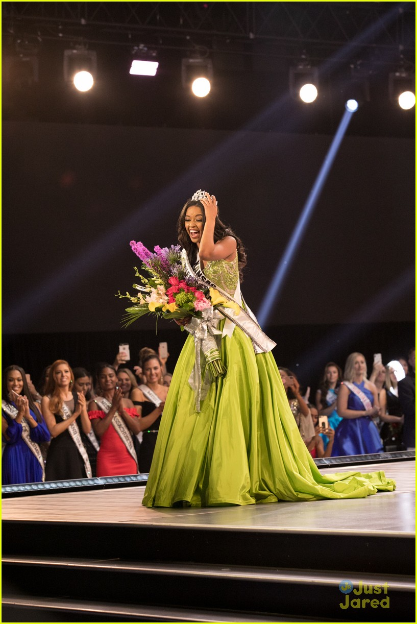 hailey colborn crowning moment miss teen usa 06