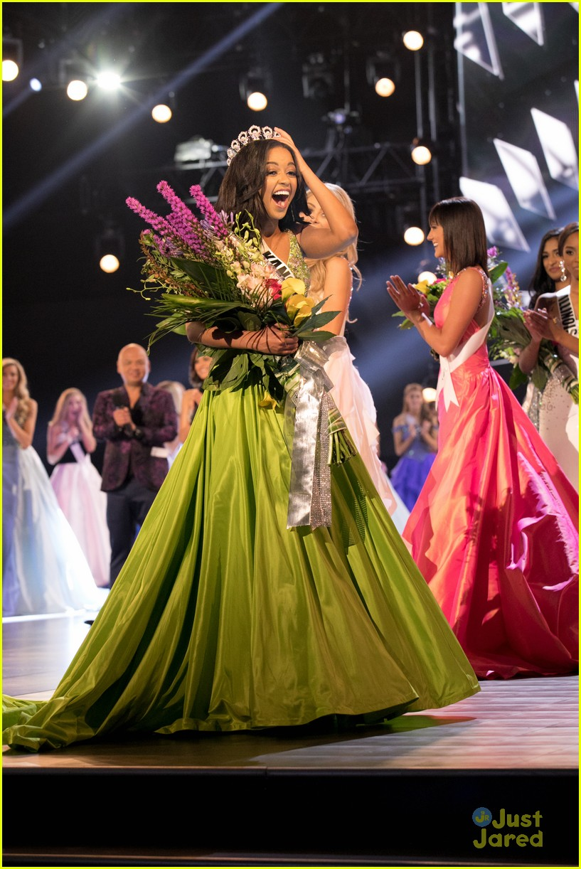 hailey colborn crowning moment miss teen usa 07