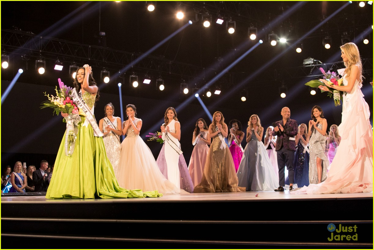 hailey colborn crowning moment miss teen usa 09