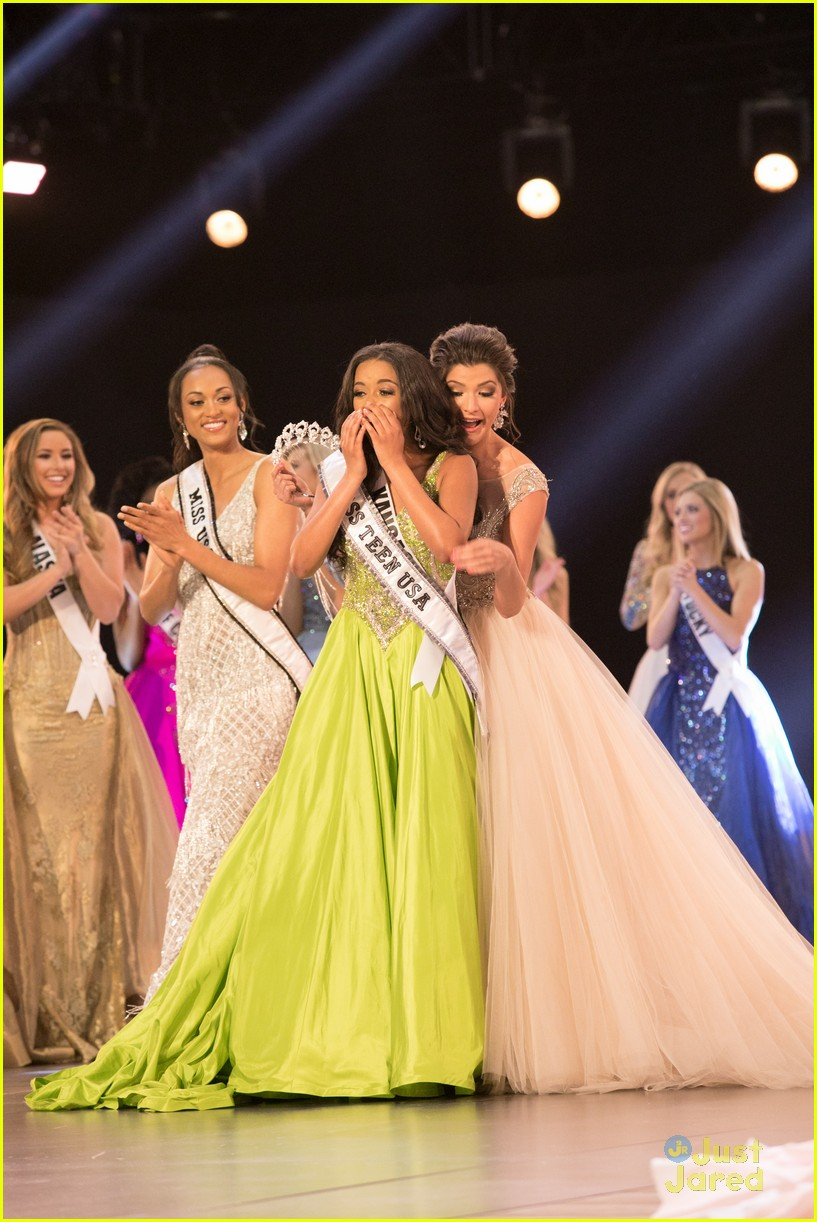 hailey colborn crowning moment miss teen usa 16