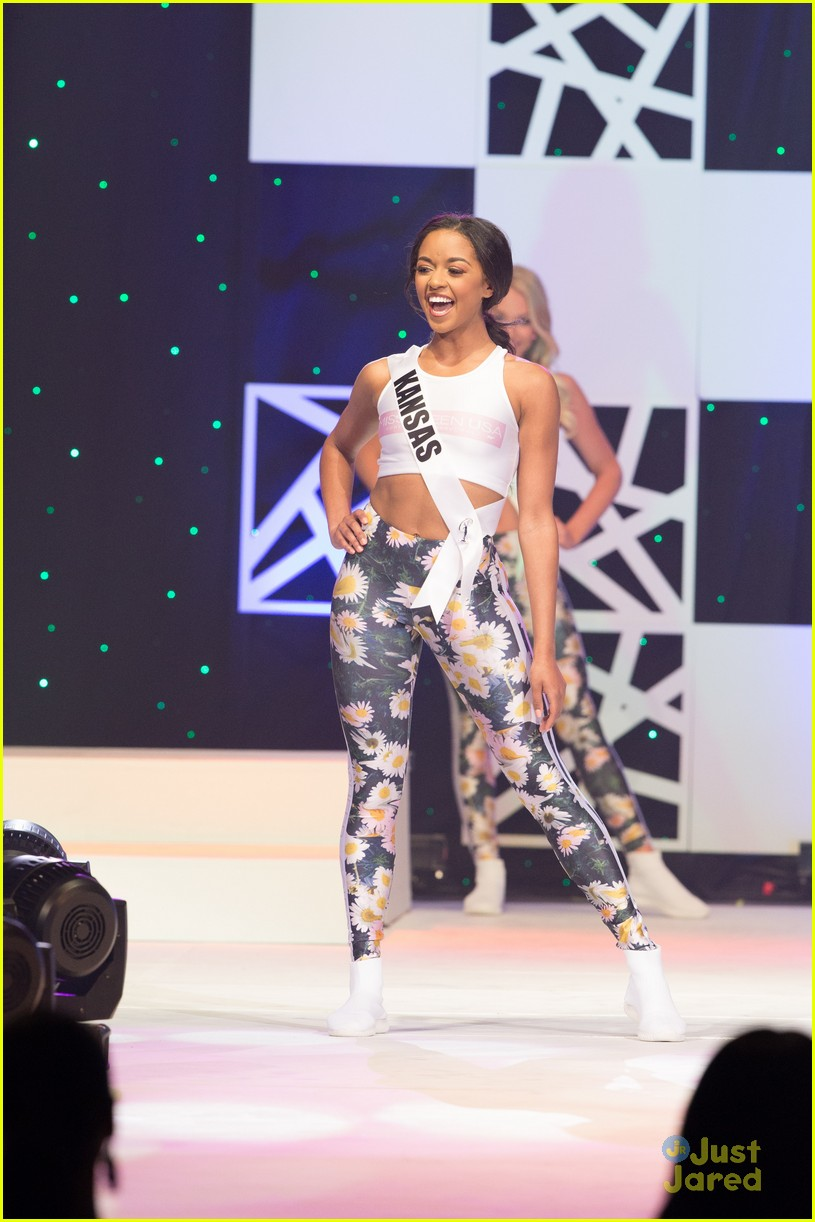 hailey colborn crowning moment miss teen usa 19