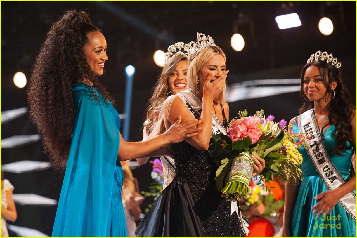 hailey colborn crowning moment miss teen usa 28