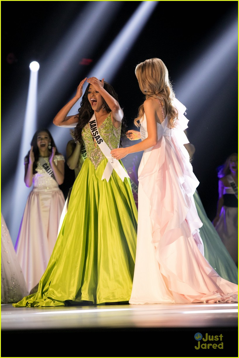 hailey colborn crowning moment miss teen usa 38