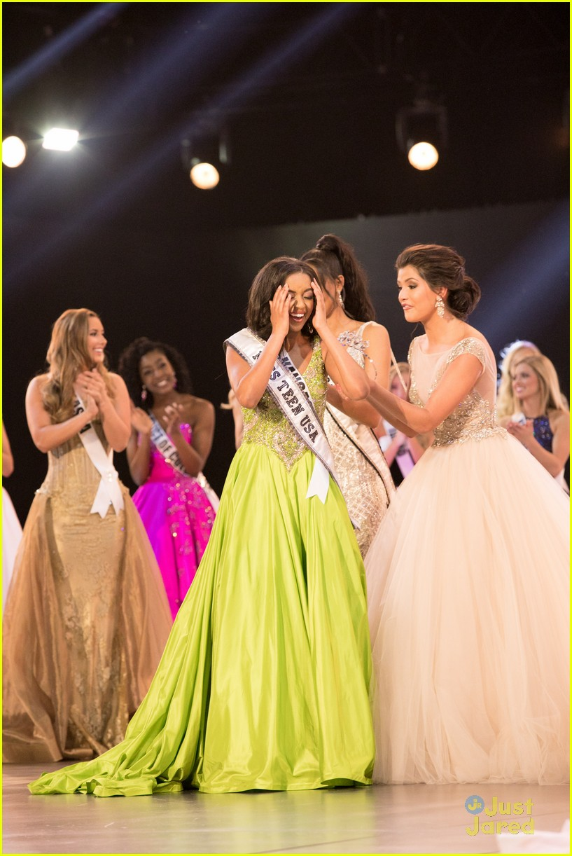 hailey colborn crowning moment miss teen usa 41
