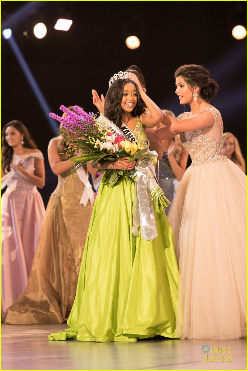 hailey colborn crowning moment miss teen usa 47