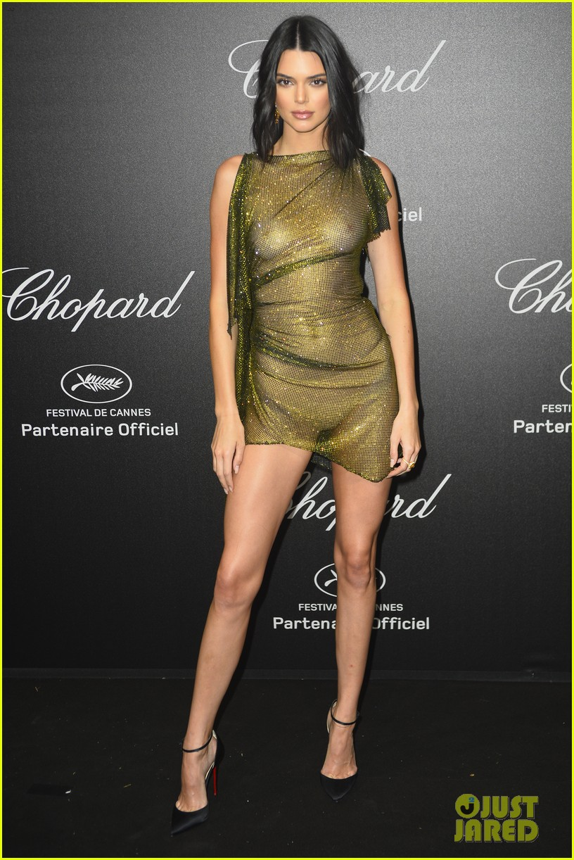 Kendall Jenner Leaves Very Little To The Imagination At Chopard Event In Cannes 02