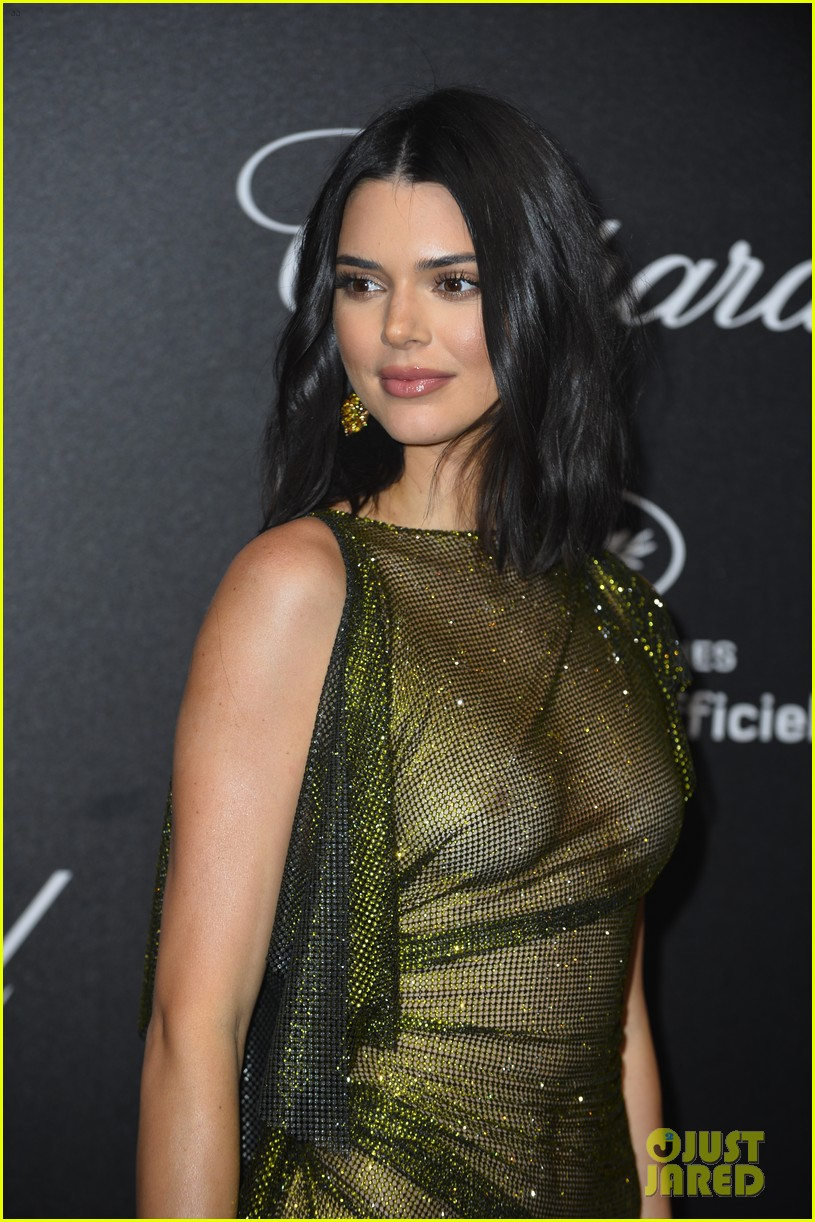 kendall jenner leaves very little to the imagination at chopard event in cannes 05