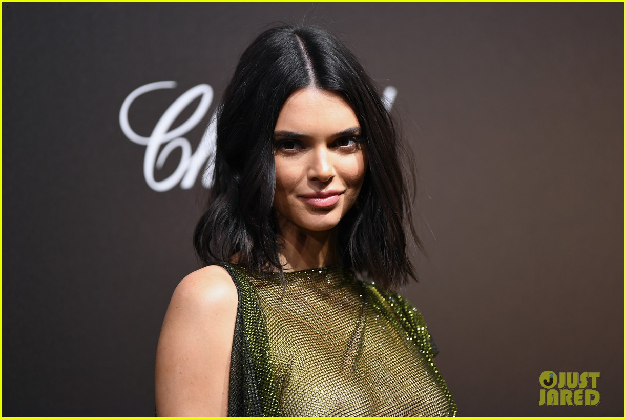 kendall jenner leaves very little to the imagination at chopard event in cannes 08