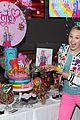 jojo siwa celebrates birthday dave and busters 18