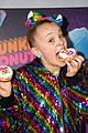 jojo siwa dunkin donuts event hair down quote 02