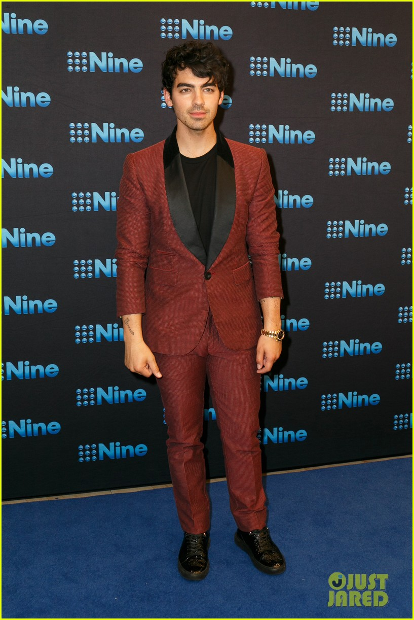 joe jonas joins kelly rowland and delta goodrem at nine all stars event in sydney 11