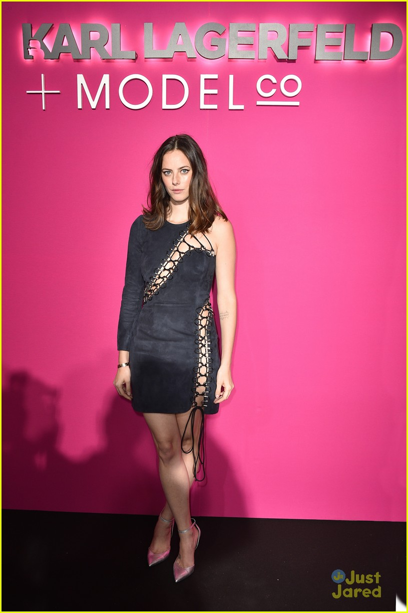 kaya scodelario glass wes ball modelco event 03
