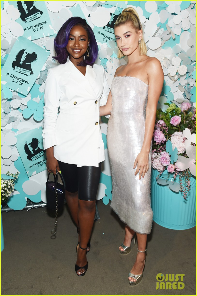 kendall jenner see through dress tiffany co event 12