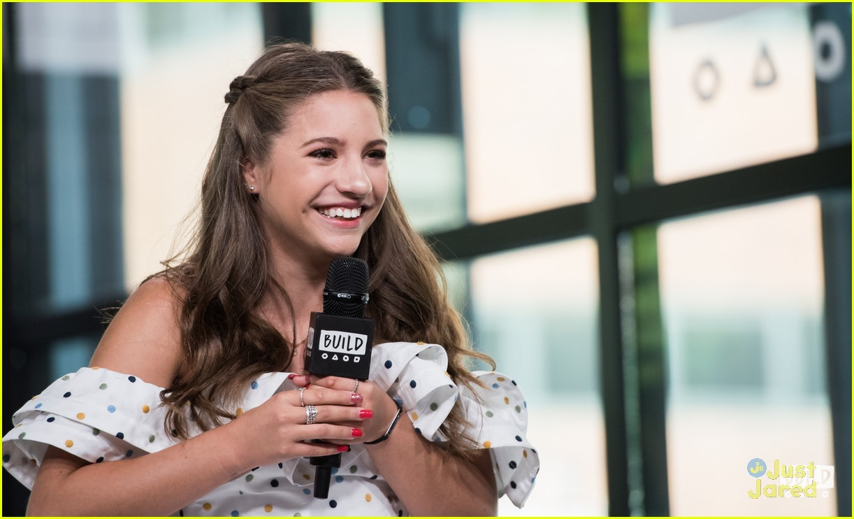 mackenzie ziegler reveals her favorite diy of all time