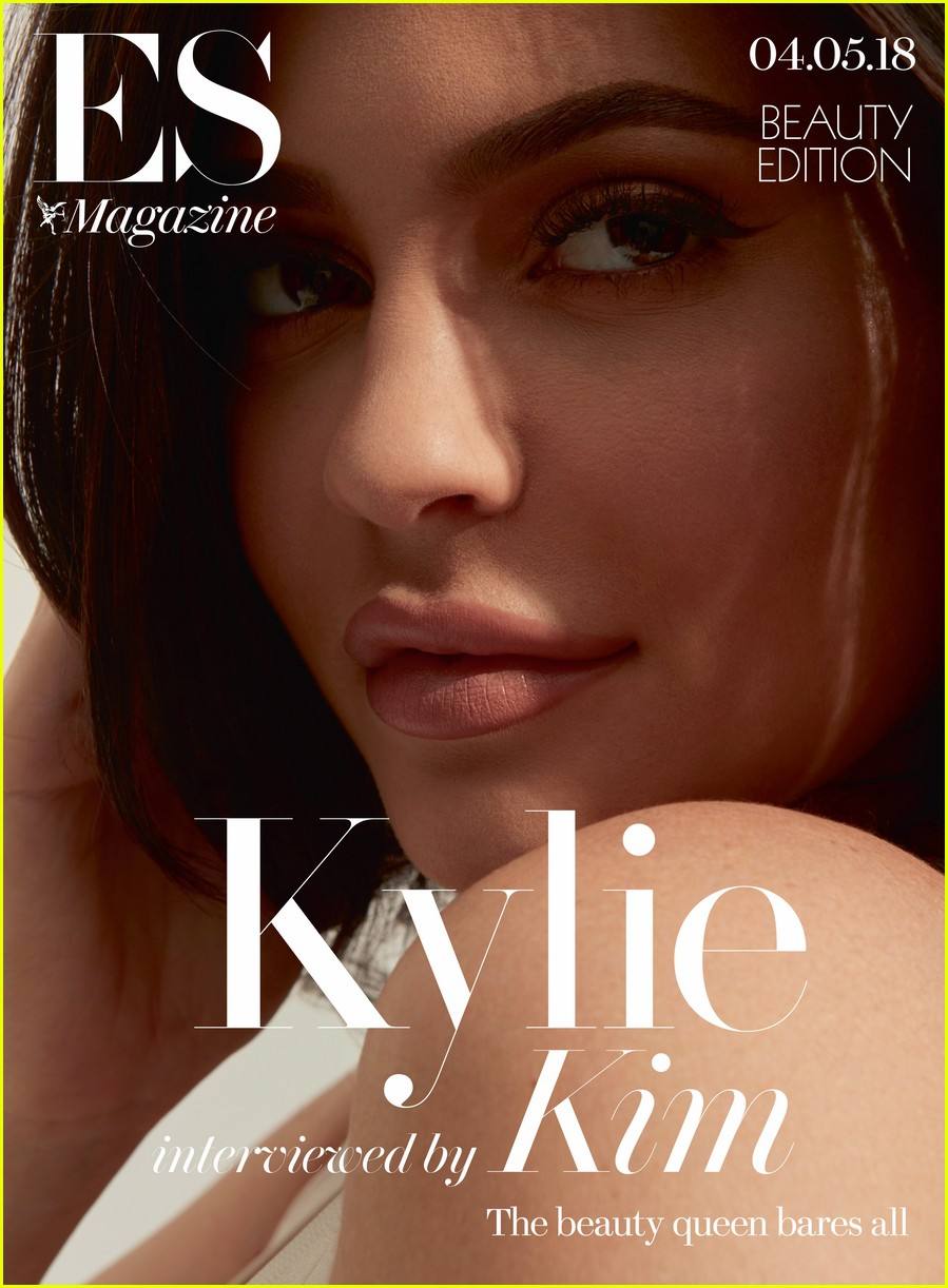 kylie jenner es magazine 01