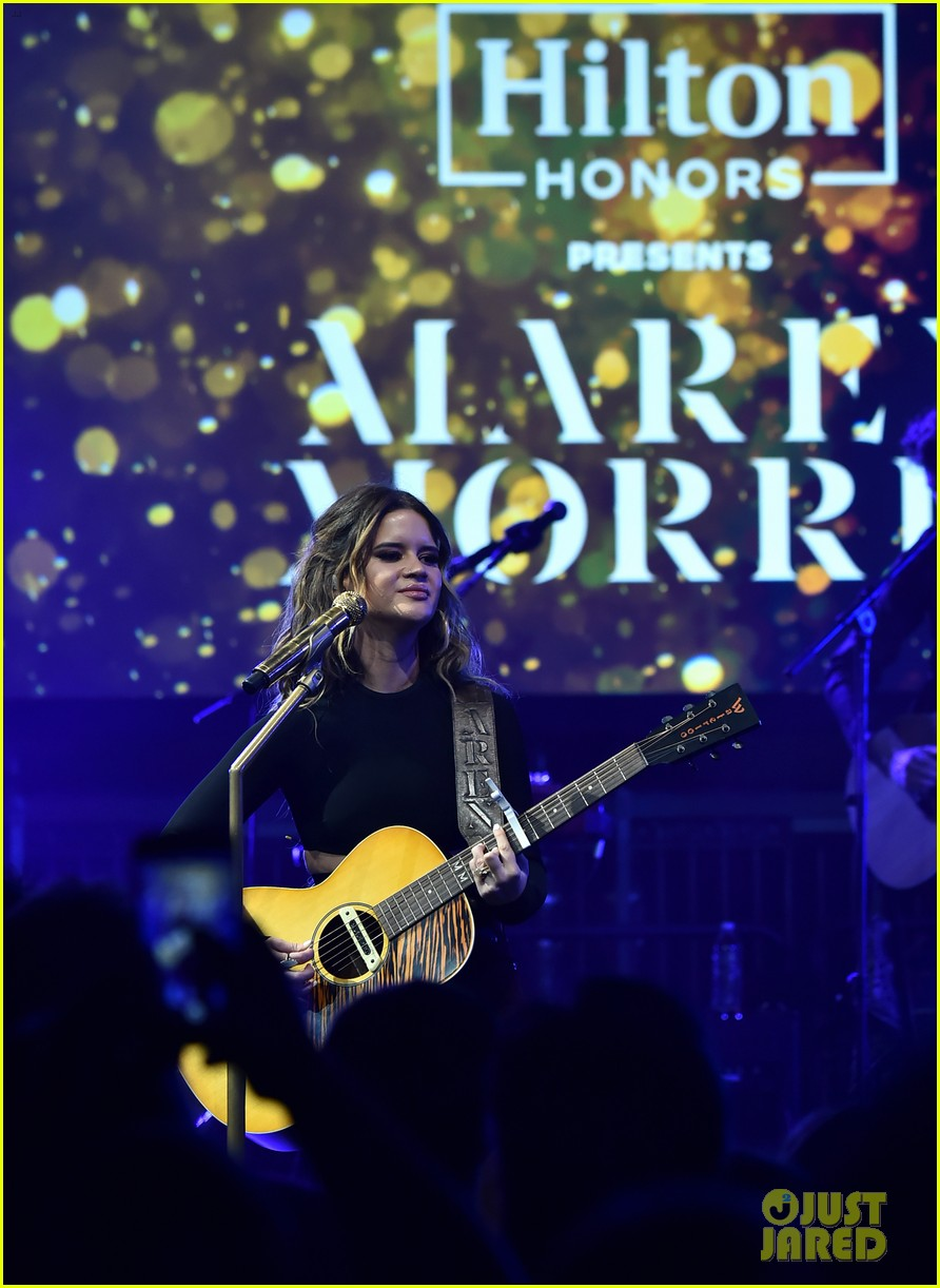 maren morris performs exclusive concert in nyc 03