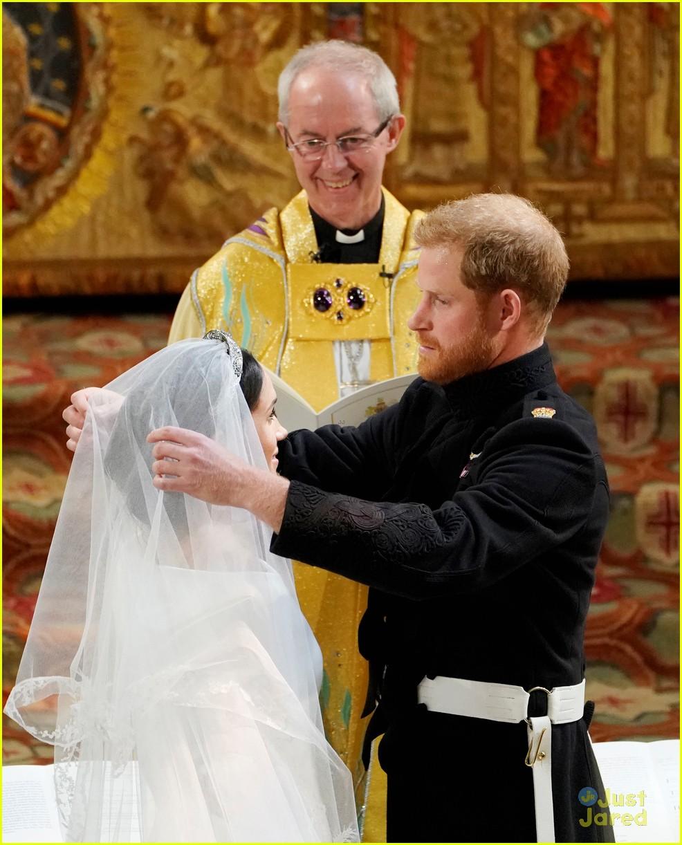 Meghan Markle & Prince Harry Are Married