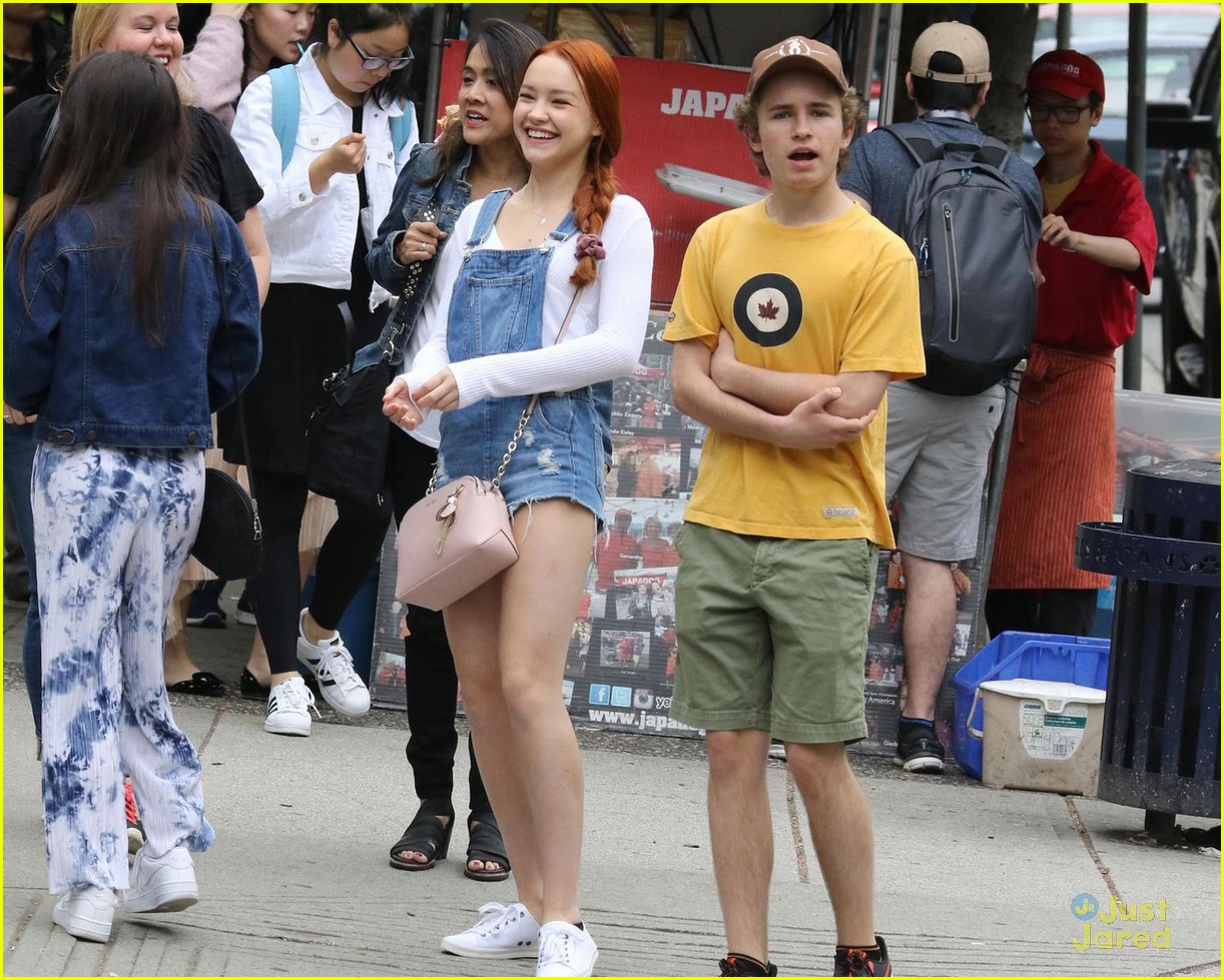 sadie stanley red hair sean giambrone vancouver 04