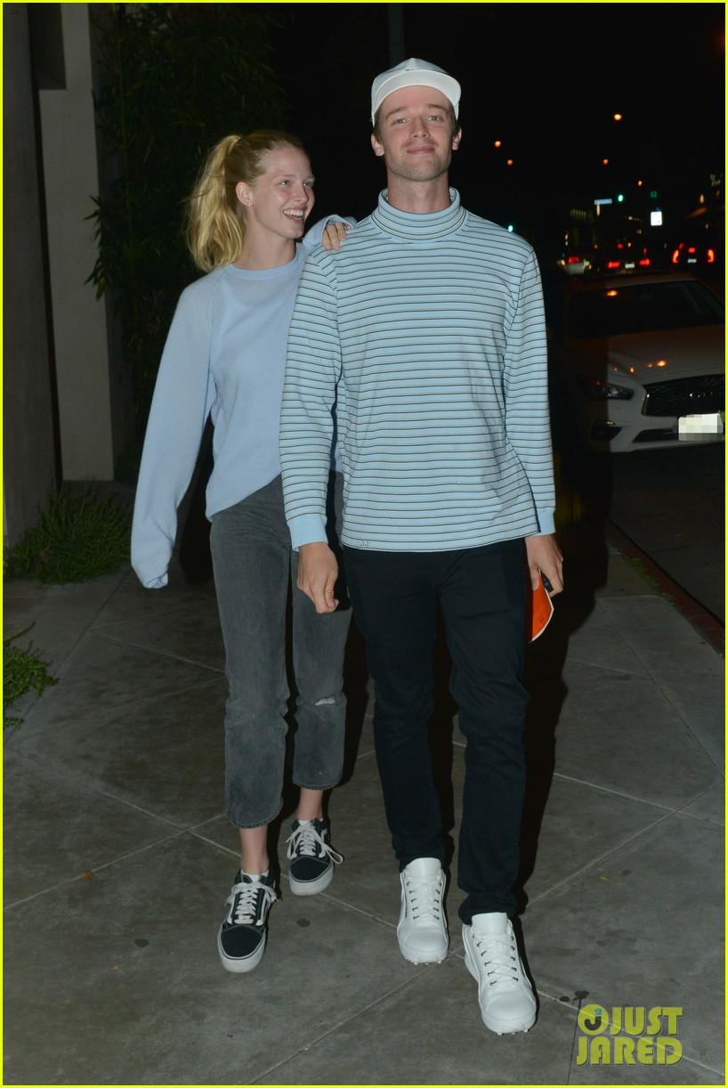patrick schwarzenegger and girlfriend abby champion enjoy date night at craigs 03