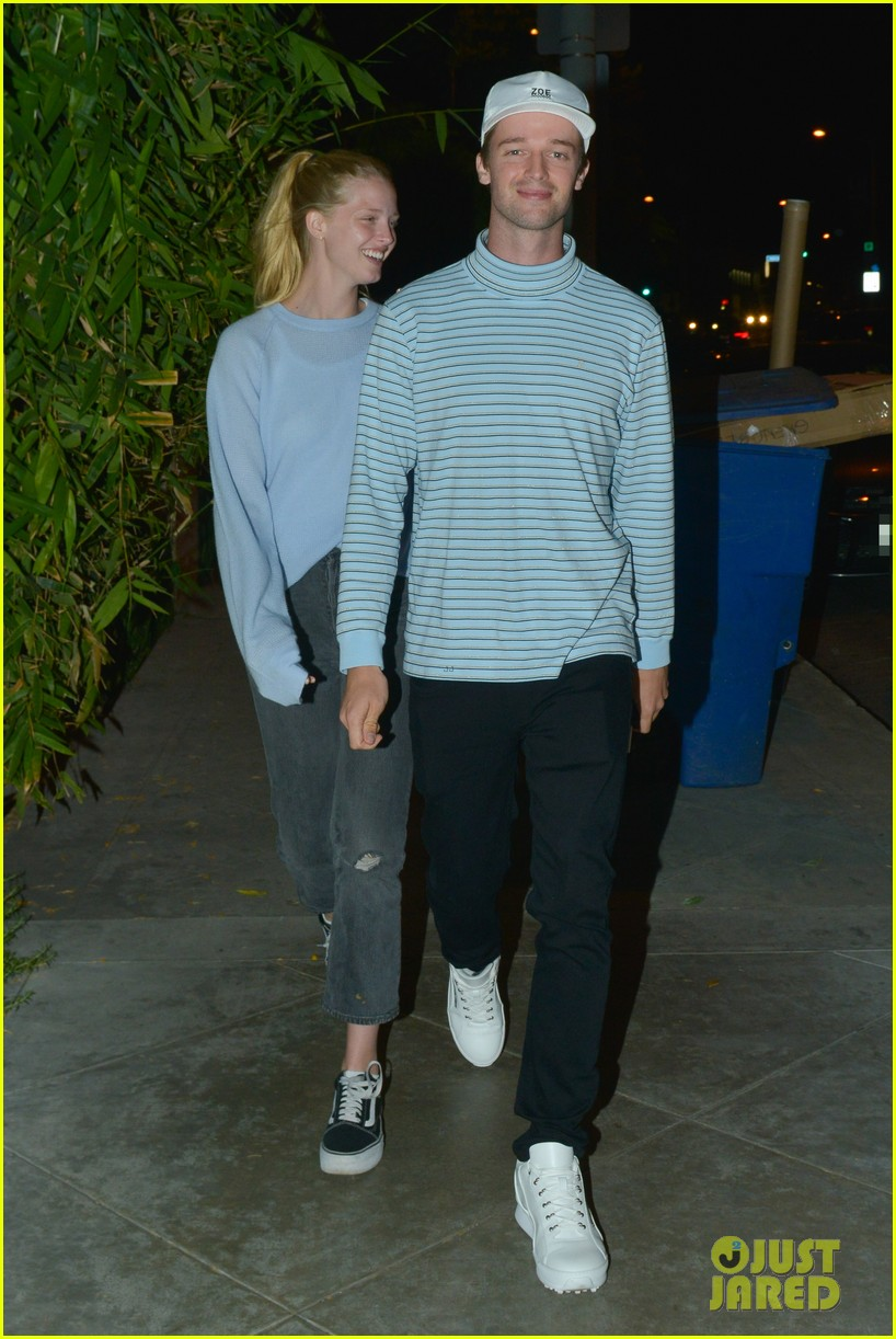 patrick schwarzenegger and girlfriend abby champion enjoy date night at craigs 05