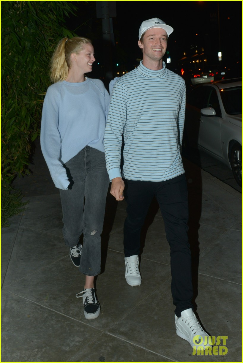patrick schwarzenegger and girlfriend abby champion enjoy date night at craigs 06