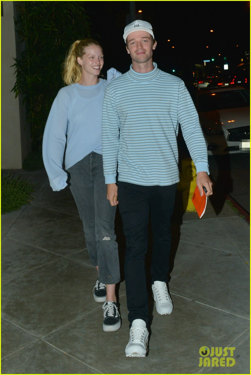patrick schwarzenegger and girlfriend abby champion enjoy date night at craigs 07