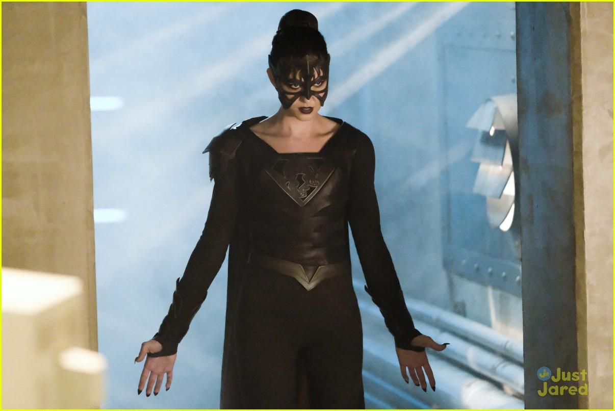 alex ruby bond protect supergirl tonight 10