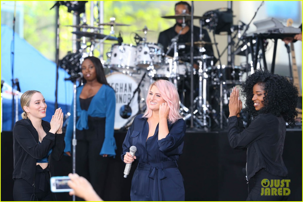 meghan trainor today show 01