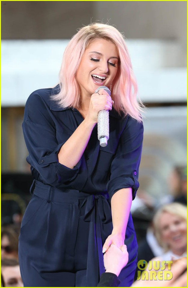 meghan trainor today show 04