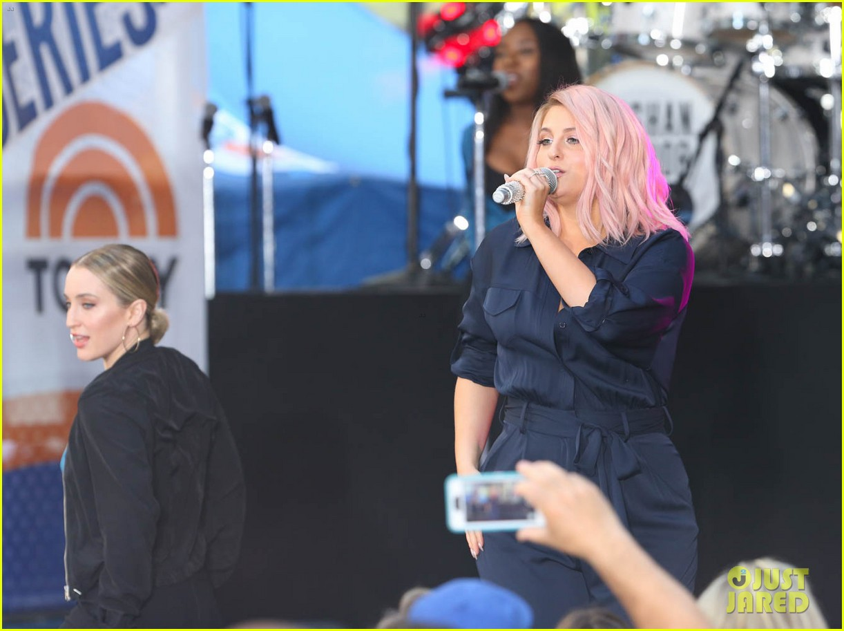meghan trainor today show 08