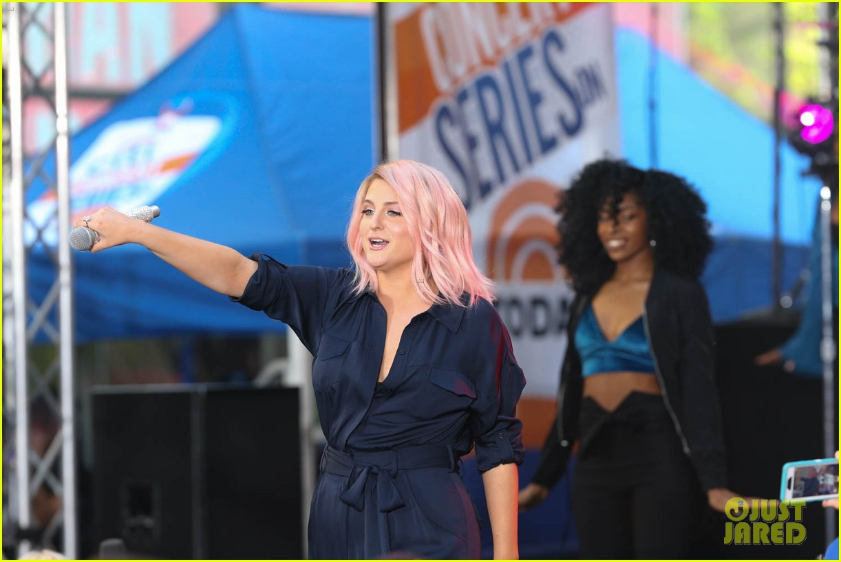meghan trainor today show 13