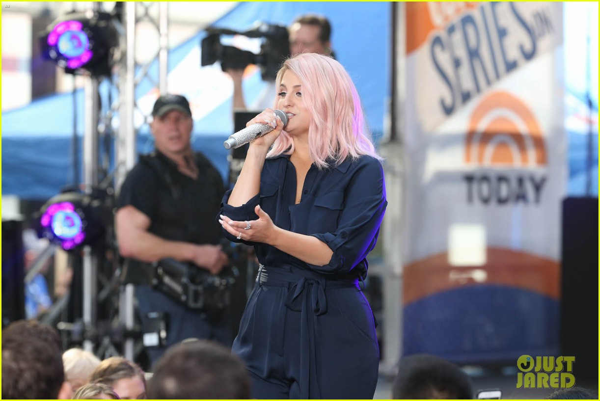 meghan trainor today show 26