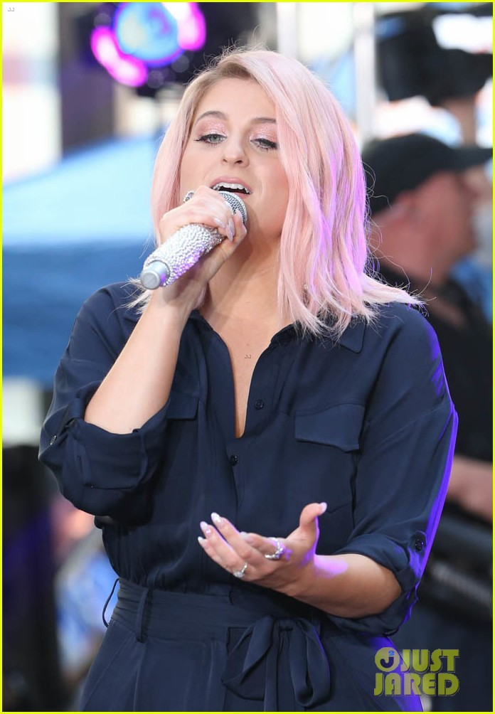 meghan trainor today show 27