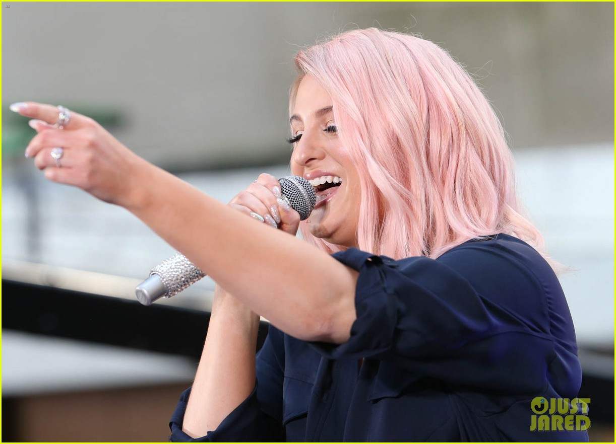 meghan trainor today show 31
