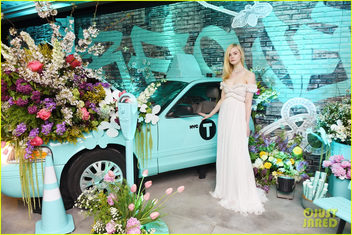 Elle fanning joins zendaya yara shahidi more at tiffany cos zendaya elle fanning and yara shahidi get glam for tiffany and co event 12 mightylinksfo