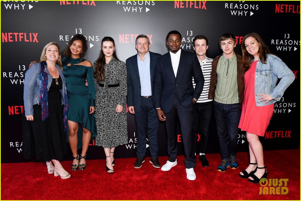 13 reasons why netflix for your consideration 17