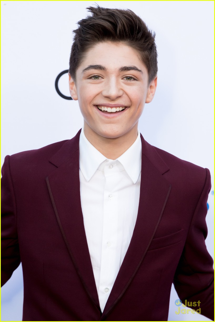 andi mack cast tv academy honors red carpet 19
