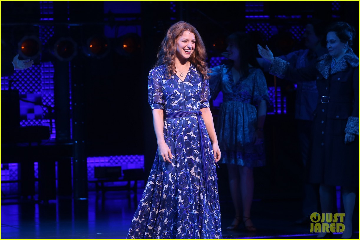 melissa benoist makes broadway debut in beautiful the carole king musical 01
