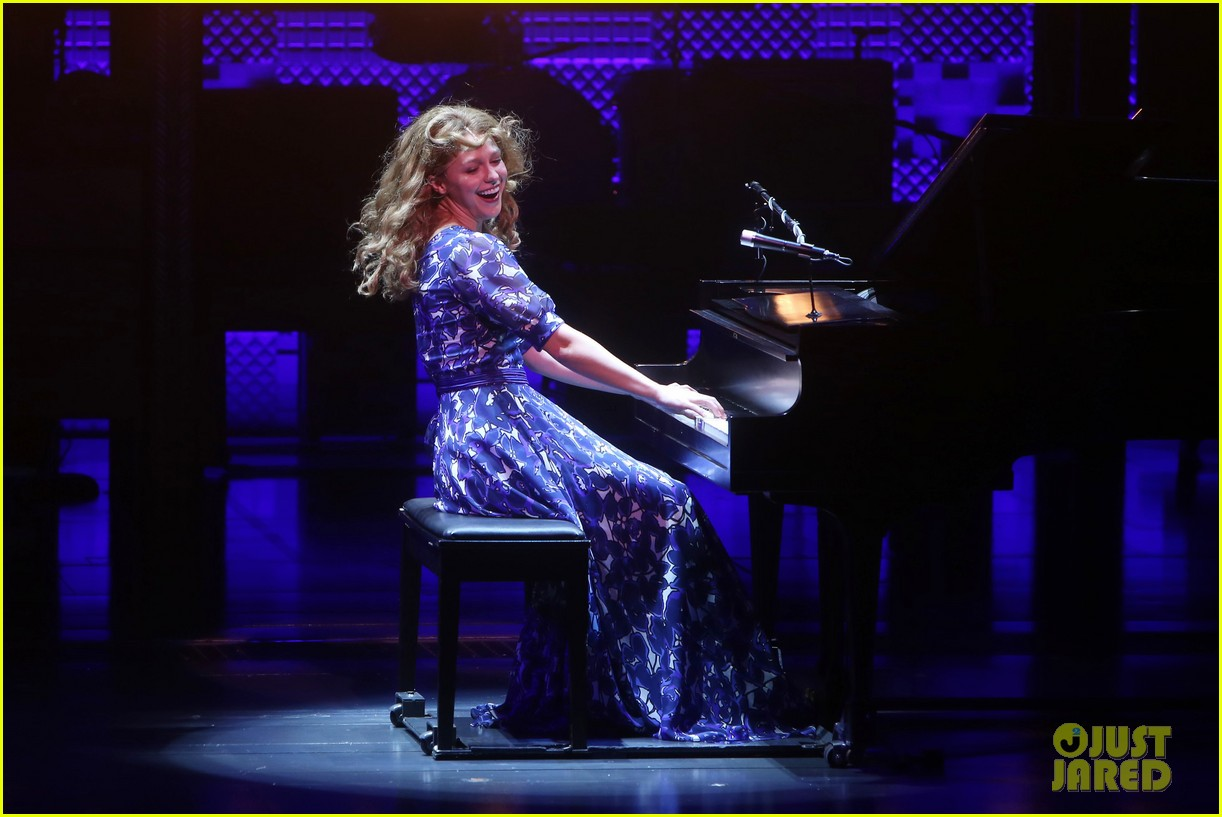melissa benoist makes broadway debut in beautiful the carole king musical 02
