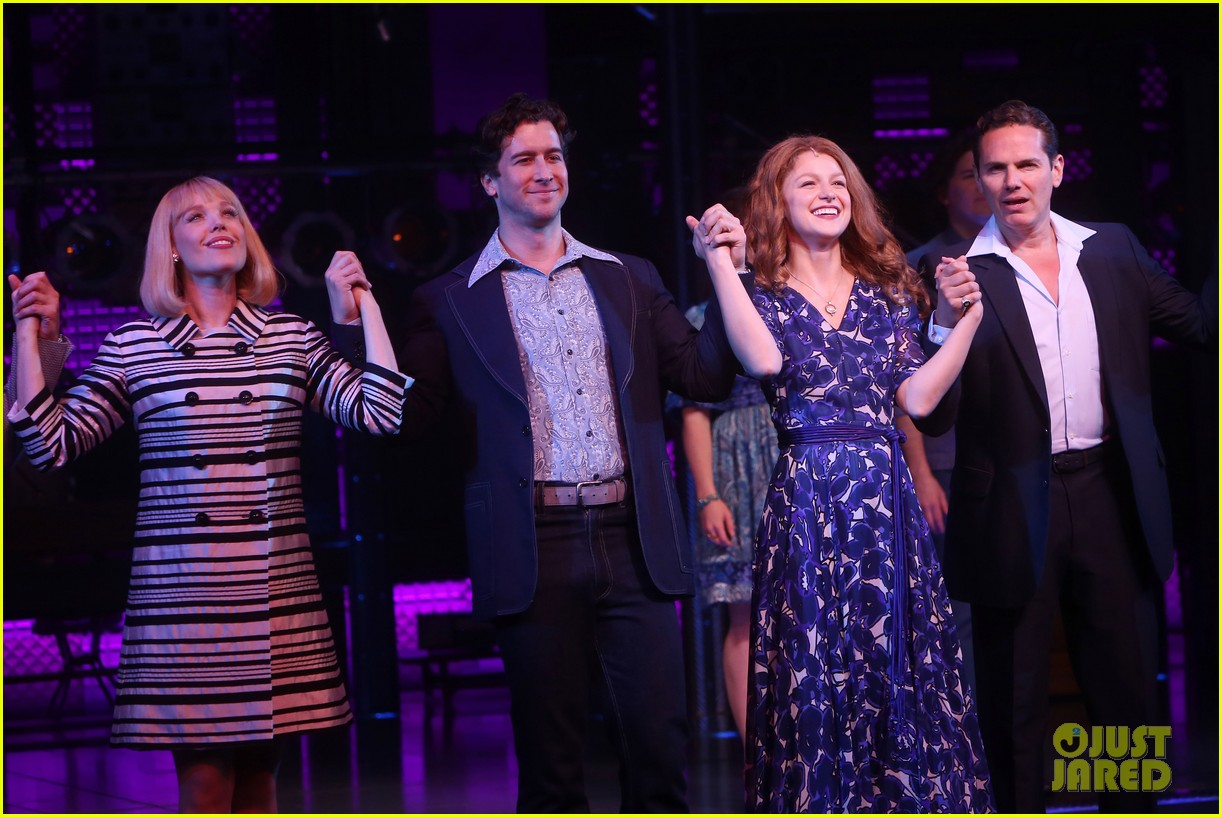 melissa benoist makes broadway debut in beautiful the carole king musical 03