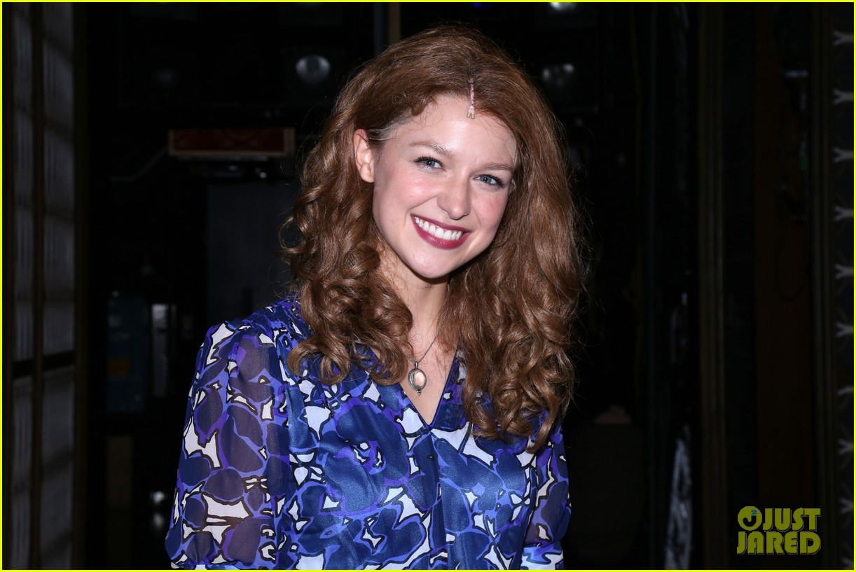 melissa benoist makes broadway debut in beautiful the carole king musical 05