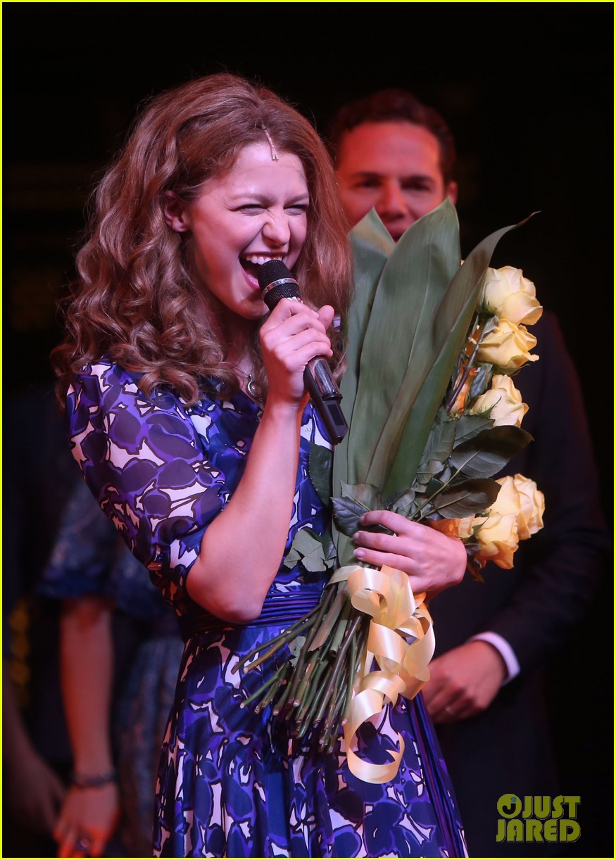 melissa benoist makes broadway debut in beautiful the carole king musical 11