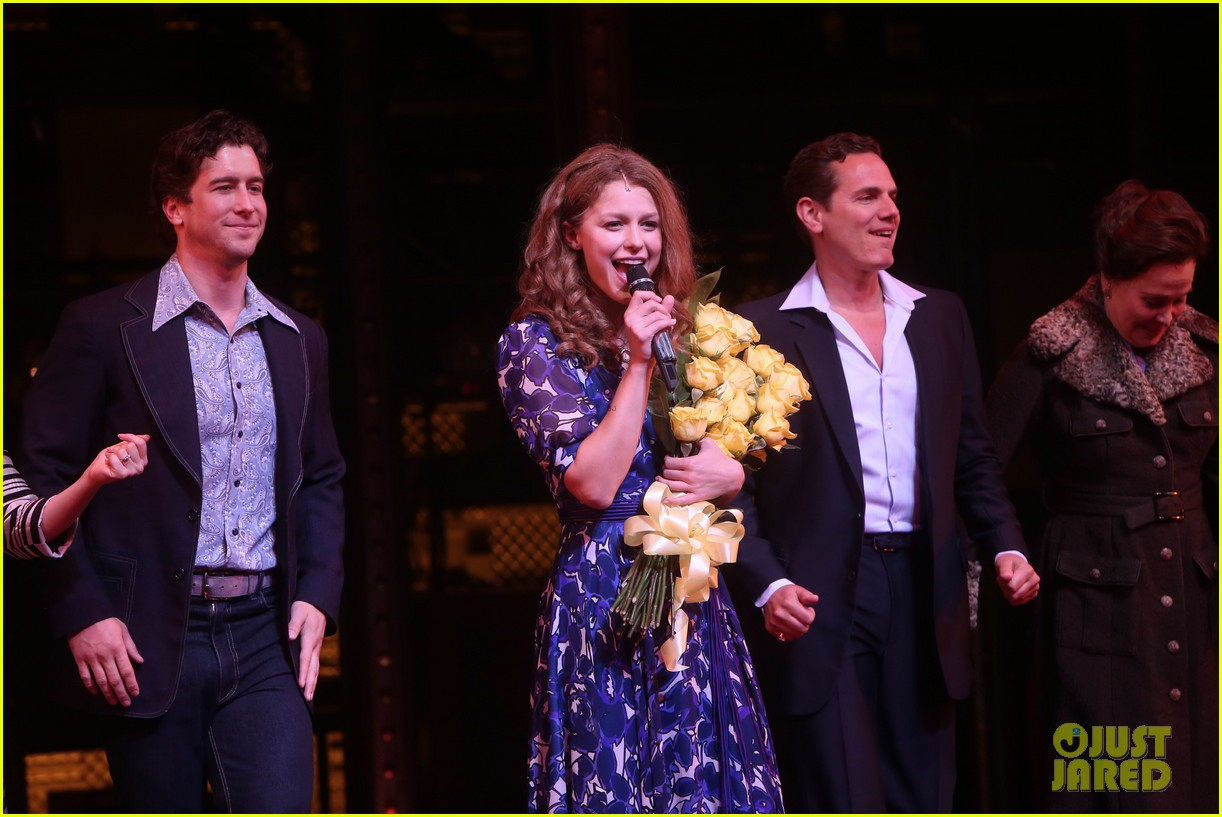 melissa benoist makes broadway debut in beautiful the carole king musical 15