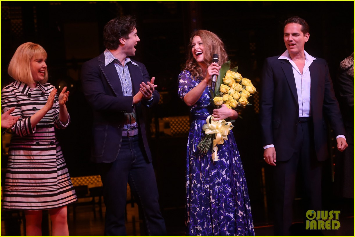 melissa benoist makes broadway debut in beautiful the carole king musical 16